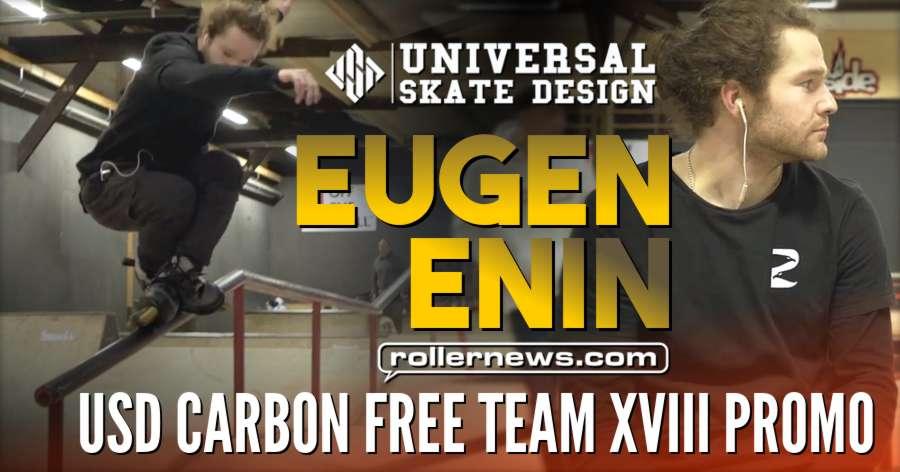 Eugen Enin - USD Carbon Free Team XVIII Promo (2018) by Daniel Enin