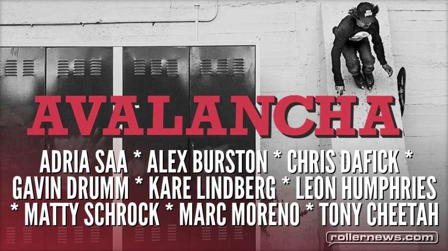 Avalancha (2018) - Trailer
