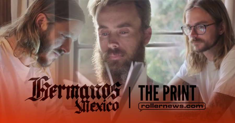 Hermanos Mexico - The Print. Behind the scenes with Mike Mcmullen