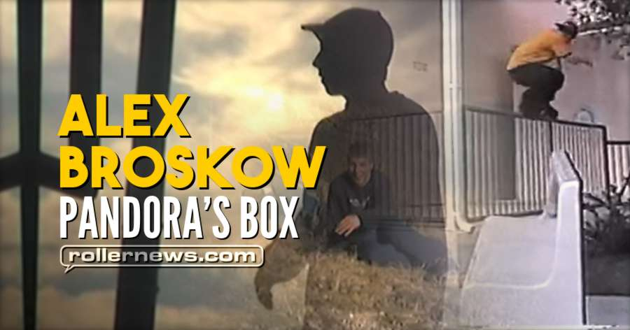 Alex Broskow - Pandora's Box 2nd Section (2000, Florida) by Adam Johnson & NRD Productions