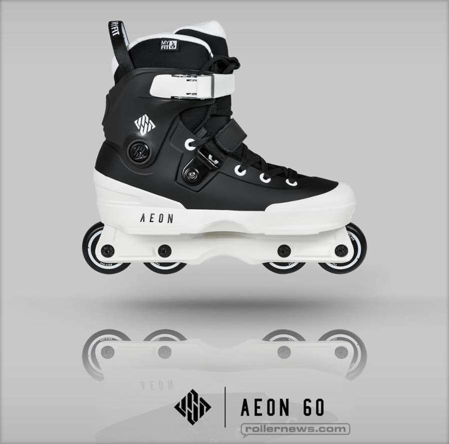 The New USD Aeon 60 is about to arrive in the shops!