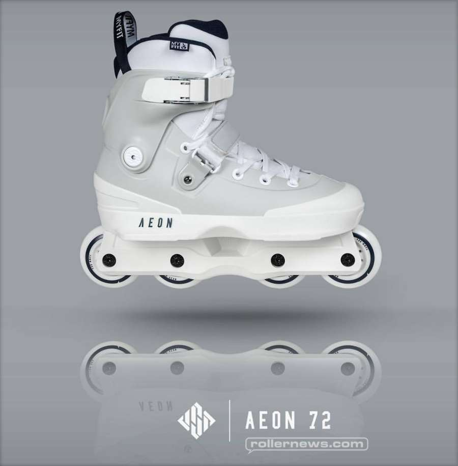 The New USD Aeon 72 is about to arrive in the shops!