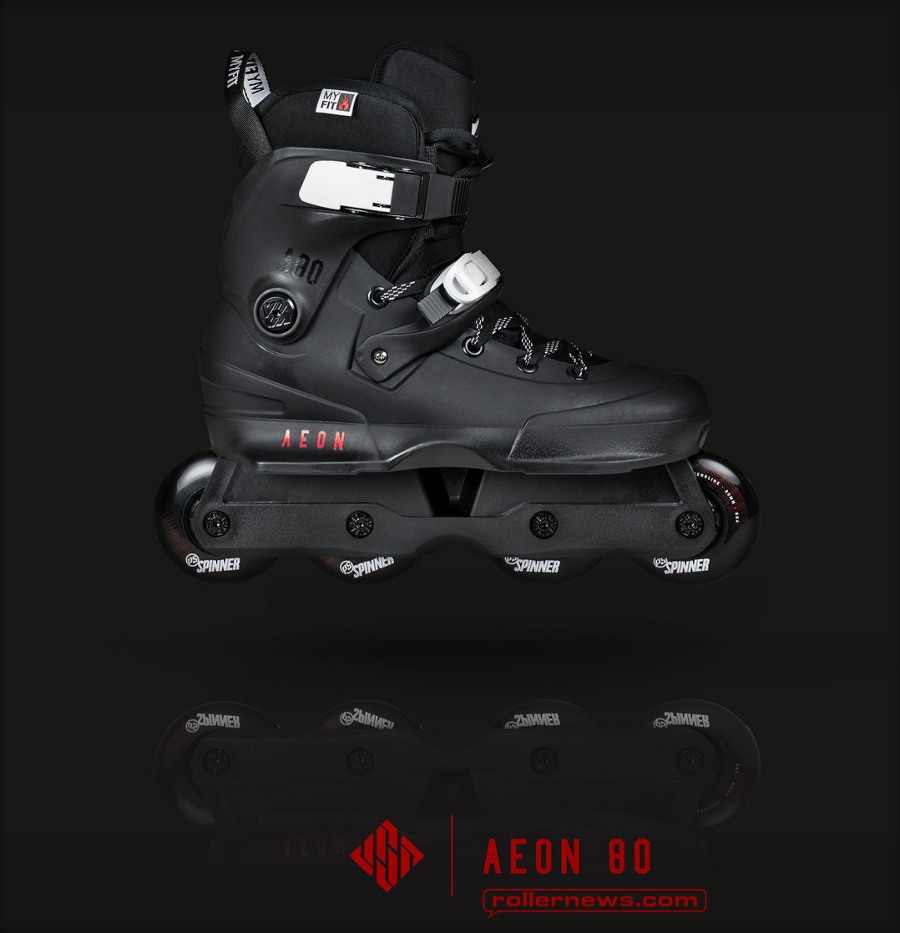 The New USD Aeon 80 is about to arrive in the shops!