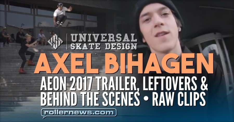 Axel Bihagen - Aeon 2017: Trailer, Leftovers & Behind the Scenes (RAW)