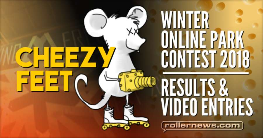 Cheezy Feet - Winter Online Park Contest 2018: Results & Video Entries