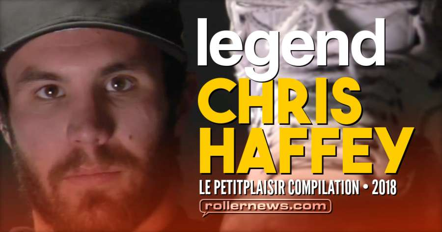 Chris Haffey - Legend (Lepetitplaisir, Compilation - 2018)