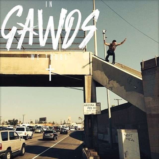 Picture of the Day: Paul John - Grinding in Traffic (Gawds)