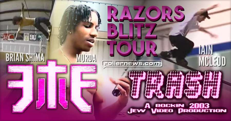 Razors Blitz Tour (2002) by Jan Welch - United Front 2, Bonus Section