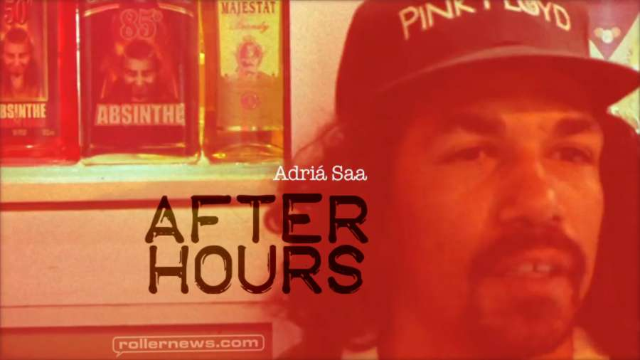 Adriá Saa – After Hours (2018) by Balas Perdidas