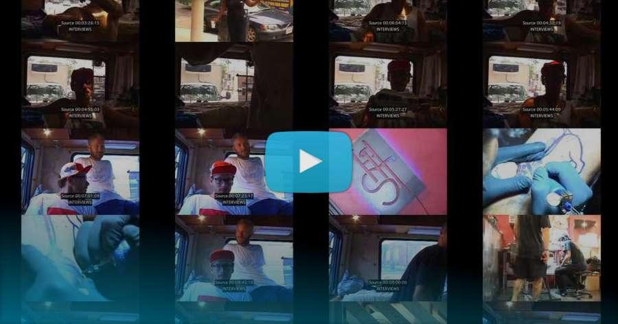 Sorry America - 90210 - Interviews