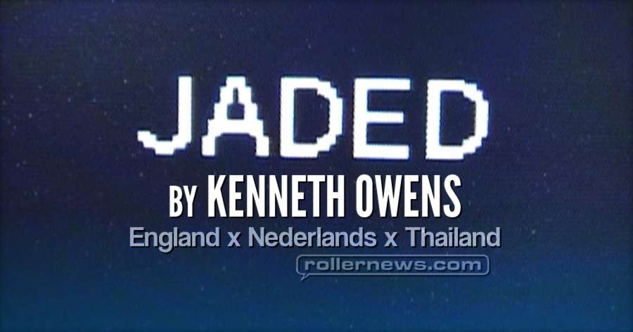 Jaded (2017) by Kenneth Owens - Trailer 2 - Video out on Sellfy