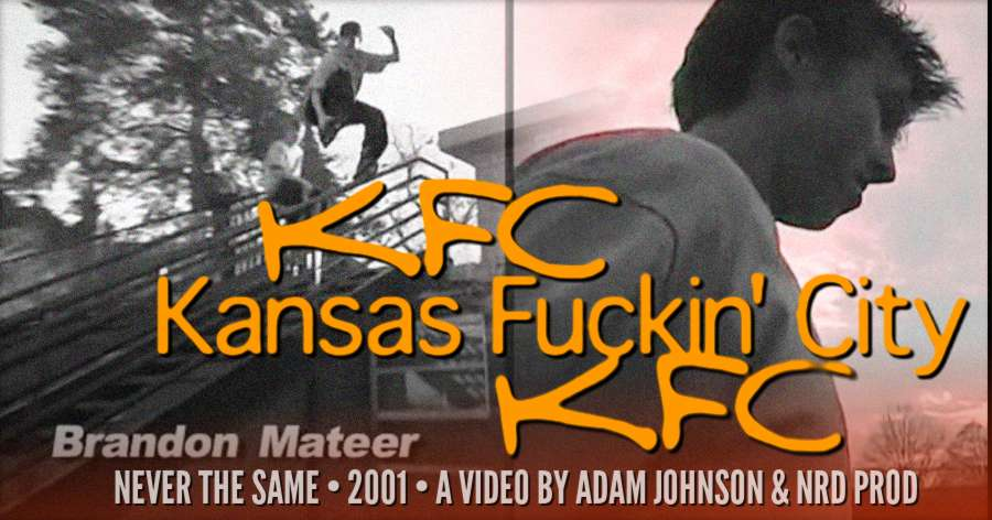 Never the Same - Kansas Fucking City Section (2001) by Adam Johnson & NRD Productions