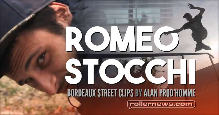 Romeo Stocchi - BREAK (Bordeaux, 2018), Street Clips by Alan Prod'homme
