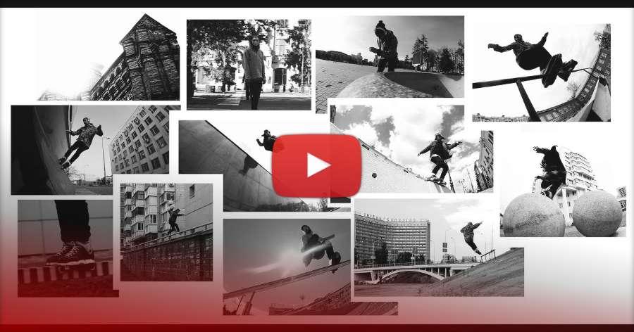 Ivan Kovtun - Monochrome Edit (2018) - Skating in Russia & Ukraine