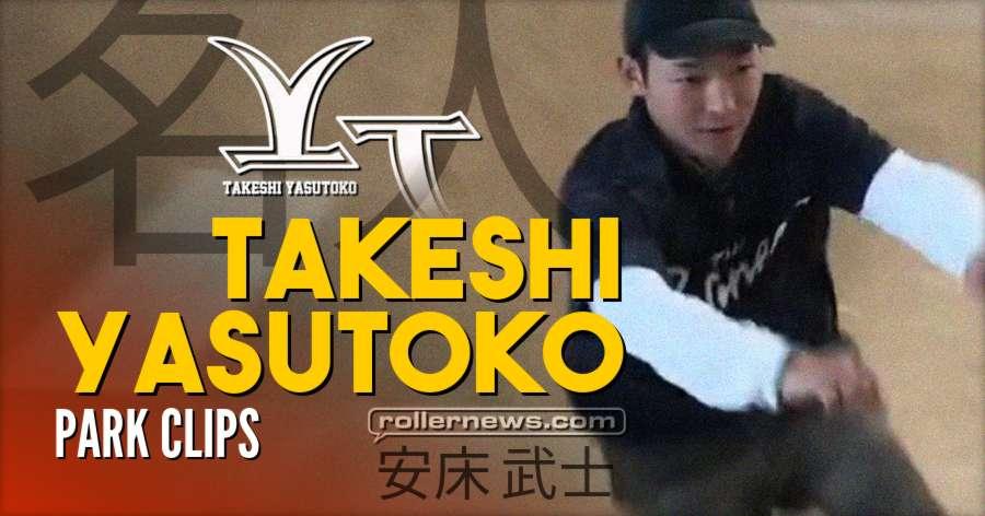Takeshi Yasutoko - Park Clips (2018)