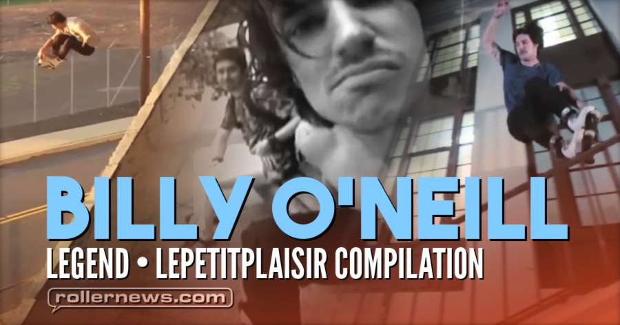 Billy O'Neill - Legend (Lepetitplaisir, Compilation - 2018)