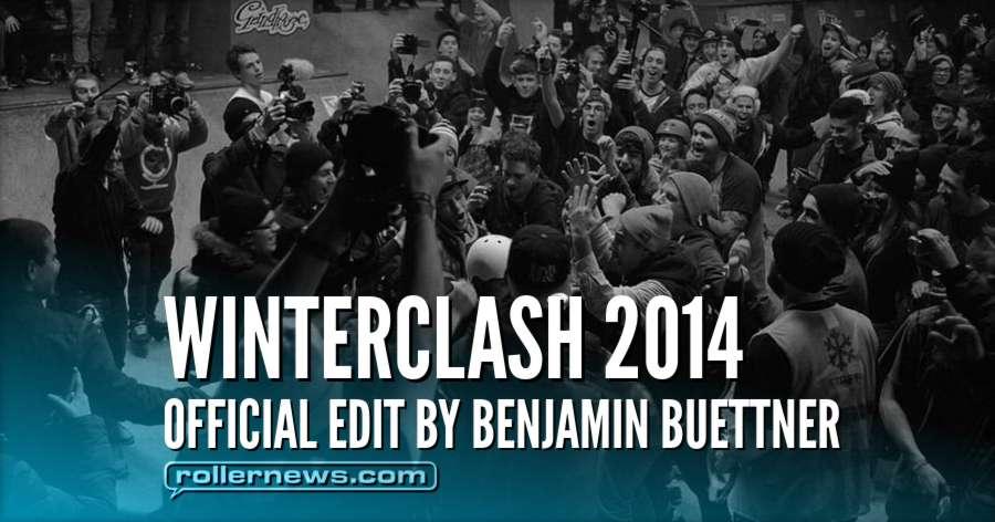 Winterclash 2014 - Official Edit by Benjamin Buettner