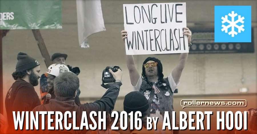 Winterclash 2016 by Albert Hooi