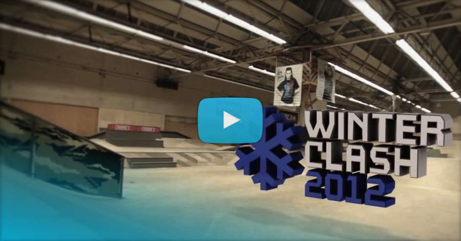 Winterclash 2012 - Official Edit by Maciej Tomków