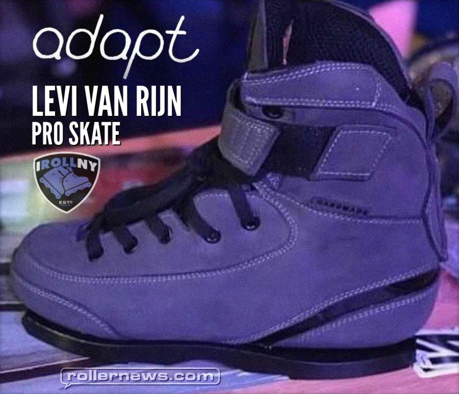 First Look at the New Adapt: Levi Van Rijn Pro Skate