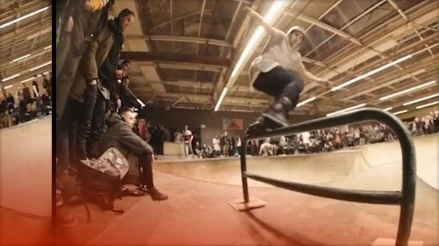 Nicolas Servy (France) - Hanglosers Super Bowl 2018, Winterclash 2018 Clips by ButterTV