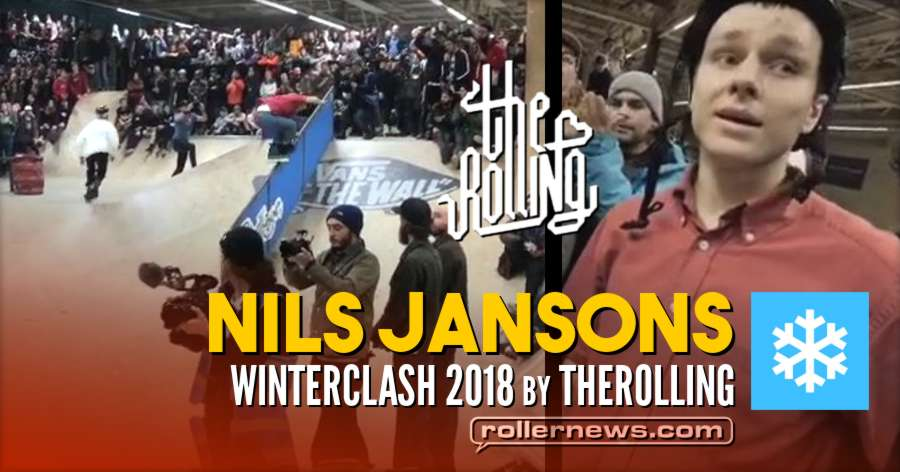 Nils Jansons @ Winterclash 2018 - Therolling Edit