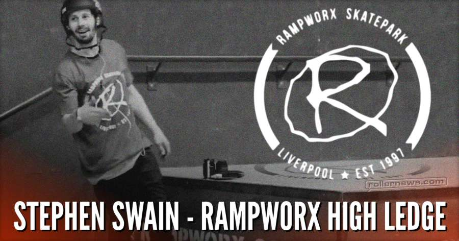 Stephen Swain - Rampworx High Ledge (2018)