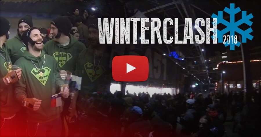Winterclash 2018 - Media Thread #1, Arlo Edition