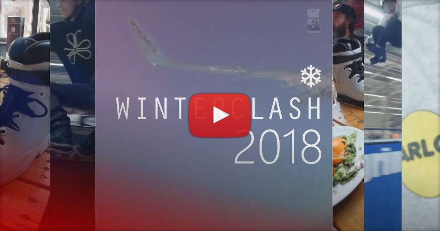 Winterclash 2018 - Media Thread #1, Arlo Edition