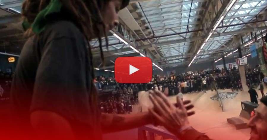 Winterclash 2018 - Skatepro & Femke van Velzen Edits