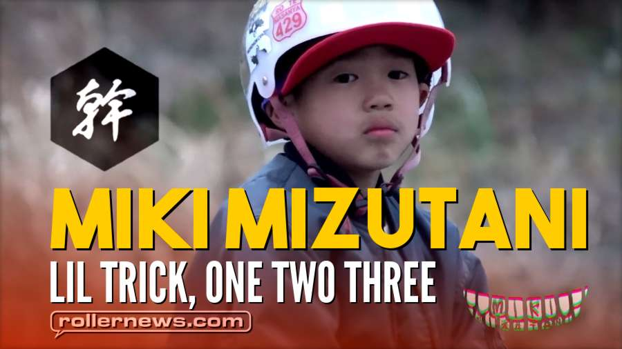 Miki Mizutani (8, Japan) - Lil Trick, One Two Three (2018)