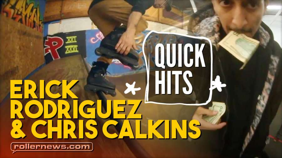 Erick Rodriguez and Chris Calkins - Quick Hits