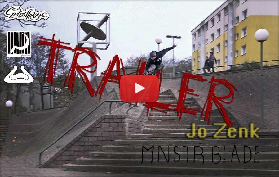 Mnstr Blade - Jo Zenk Section Trailer 2018