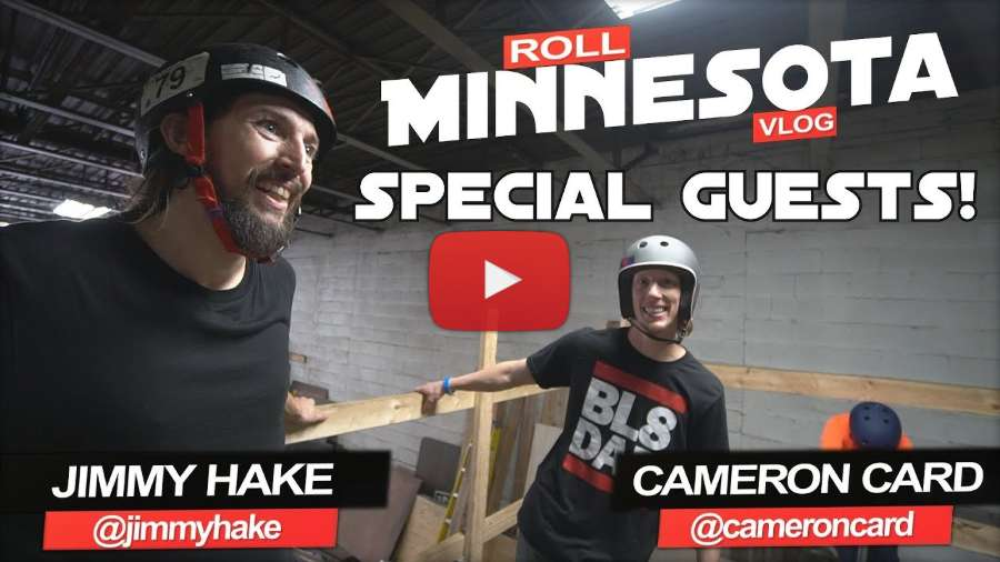 Roll Minnesota - Rolling With Jimmy Hake and Cameron Card (2018)