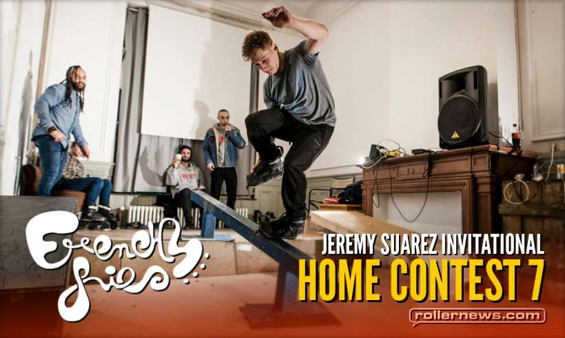 Home Contest 7 (Brussels, Belgium) - Jeremy Suarez Invitational