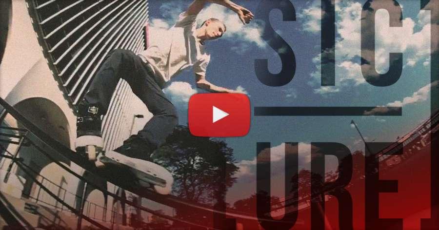 Luke Naylor - Sic Urethane Wheel Promo (2018) by Kevin Lebeau