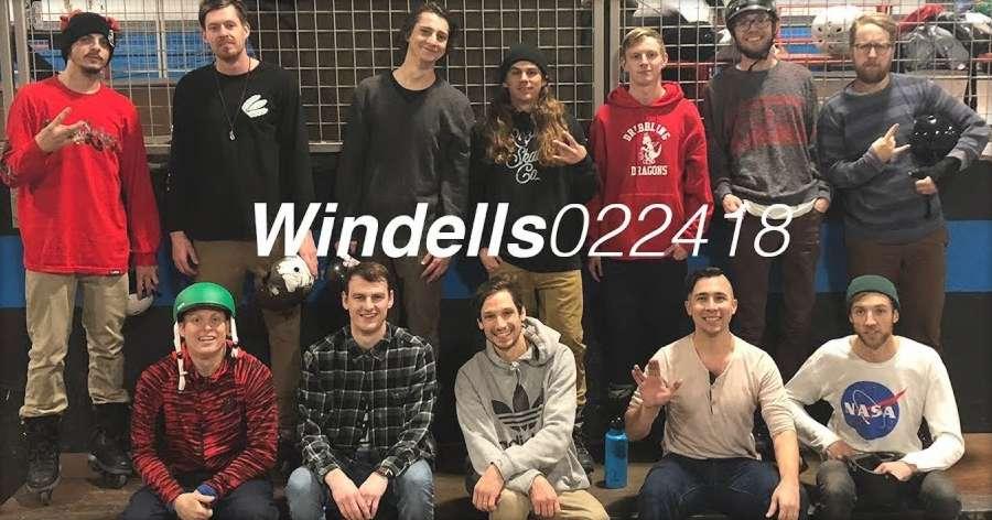 Windells022418 by Dustin Jamieson (2018, Oregon)