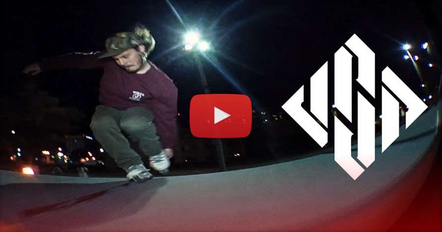 Joey Lunger - USD Skates, Night Edit (2018) by Jordan Williams