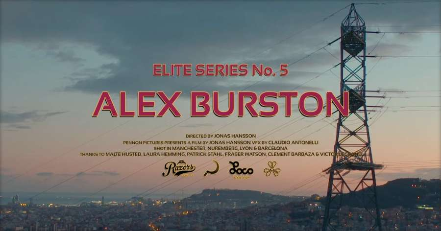 Alex Burston - Elite Series No. 5 Teaser