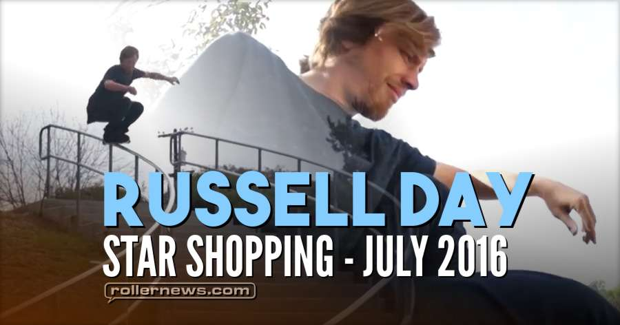 Russell Day - Star Shopping (July 2016)