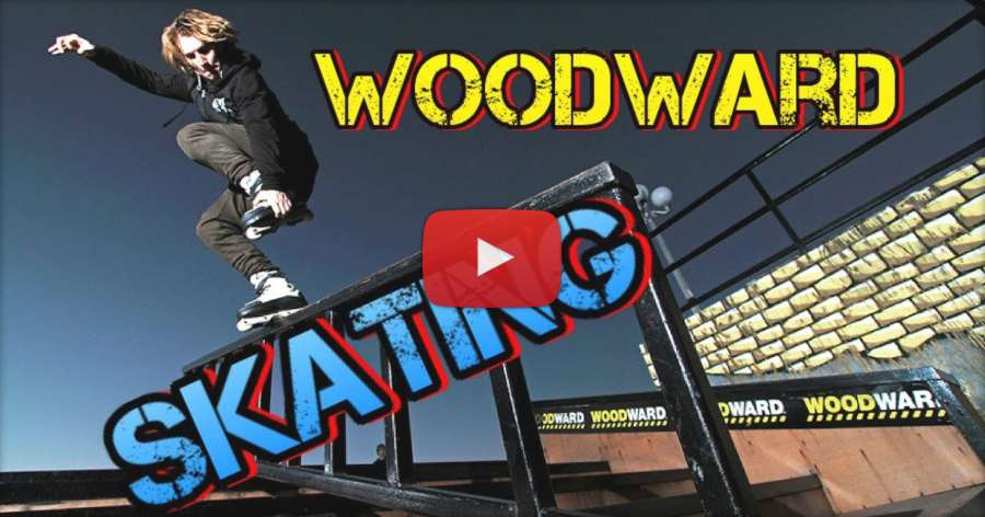 Woodward East - Fun Weekend with the Homies (2018) - Zero Spin Edit by Ivan Higgins