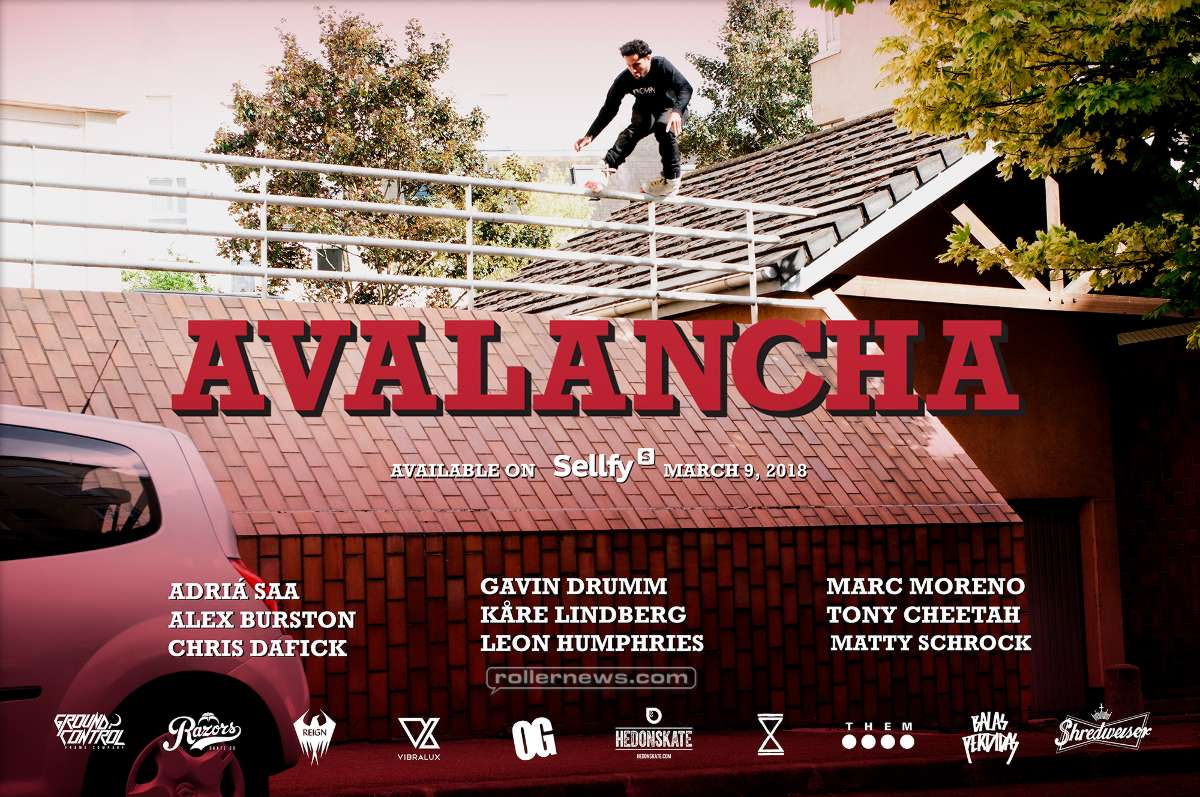 Avalancha Is Done and Will Be Released Next Friday 9th March