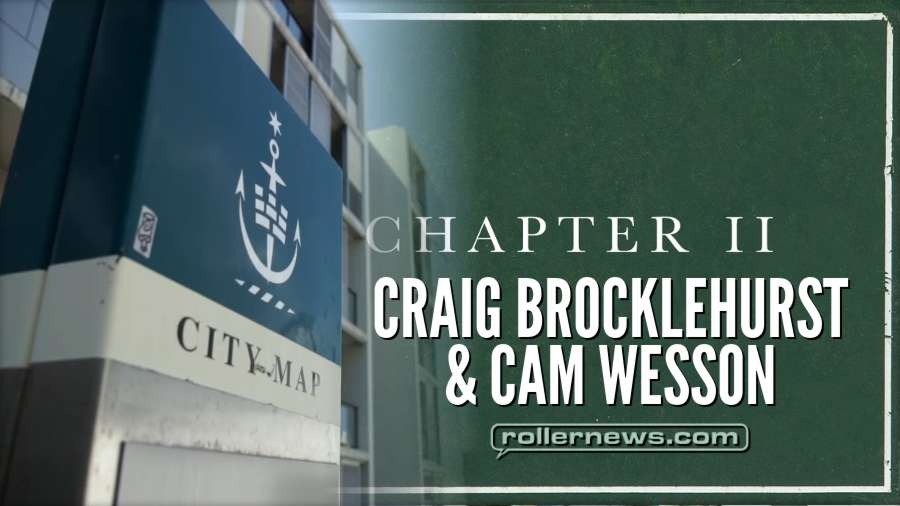Vine St Chapter II - Craig Brocklehurst and Cam Wesson (2017)