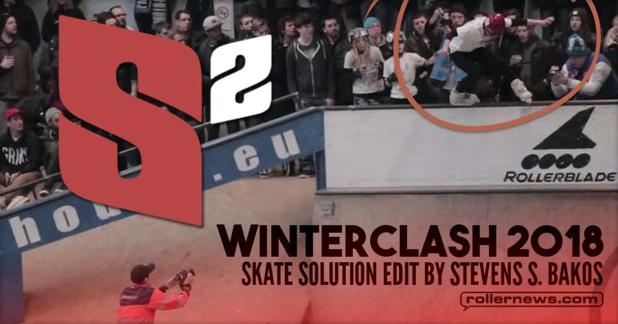 Skatesolution - Winterclash Edit 2018
