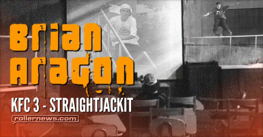 Brian Aragon - KFC 3 'Straightjackit' Section (2004) by Adam Johnson & KFC Productions