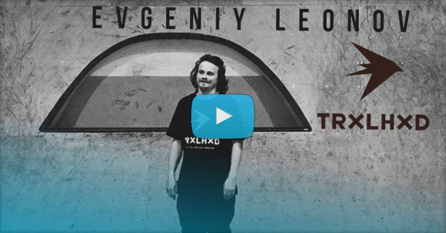 One Day with Evgeny Leonov - Trailhead Edit (Russia, 2018)