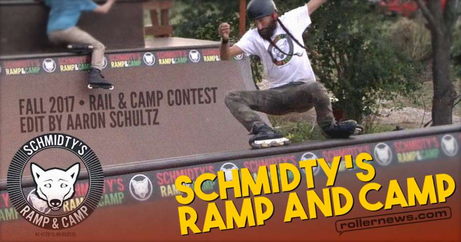 Schmidty's Ramp and Camp (Fall 2017) - Edit by Aaron Schultz