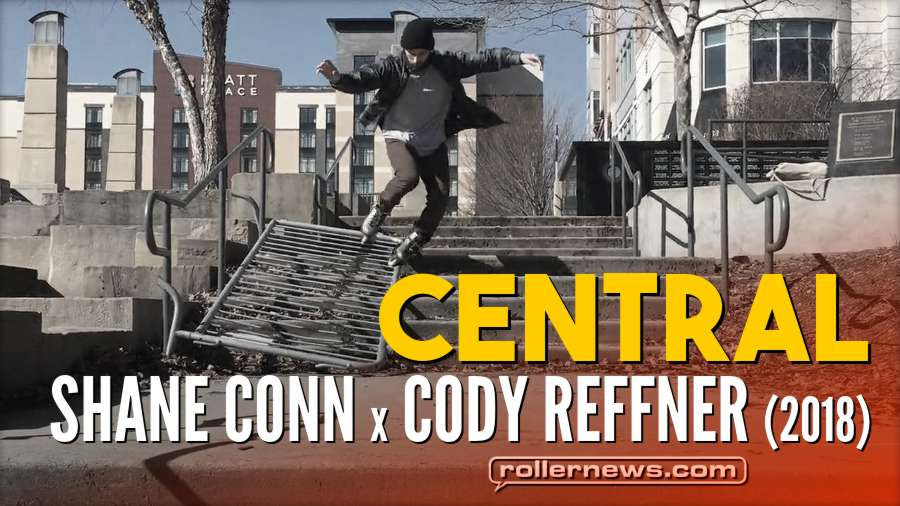 Central: Shane Conn x Cody Reffner (2018)