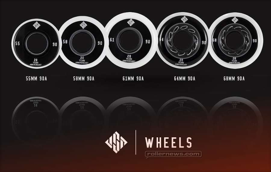 The new USD Wheels are out now!