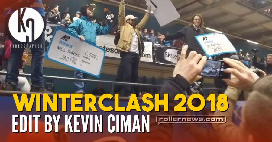 Winterclash 2018 - Edit by Kevin Ciman